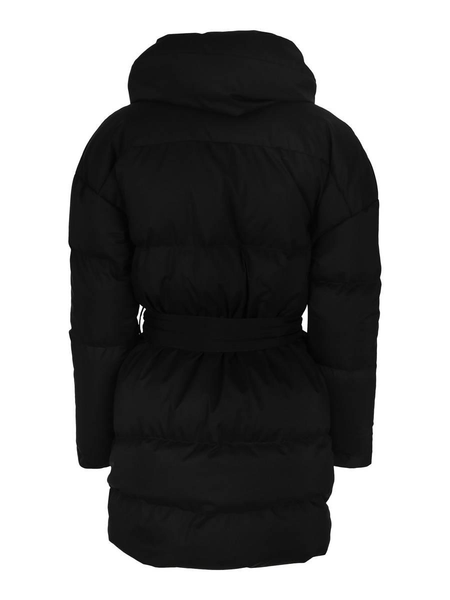 FLEISCHER COUTURE - Rigel Down Coat Jet Black